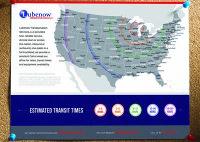 Transit Map Design